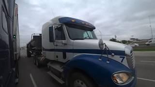 April 5, 2020/158 unloading Grand Prairie reloading Fort Worth Texas