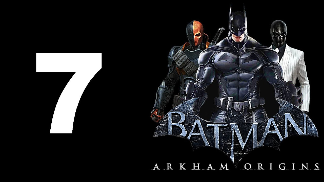 Batman Arkham Origins Walkthrough Español Parte 7 ...