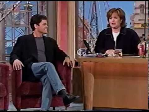 DONNY OSMOND HAS LOL FUN WITH ROSIE O'DONNELL