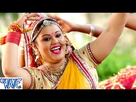 मईया झुलेली झुलनवा हो - Maiya Jhuleli - Anu Dubey - He Jagtaran Maiya - Bhojpuri Devi Geet 2016 new