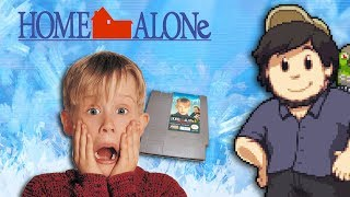 Repeat youtube video Home Alone Games - JonTron