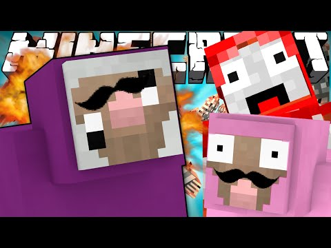 Thumbnail: If Purple Shep Made a YouTube Channel - Minecraft