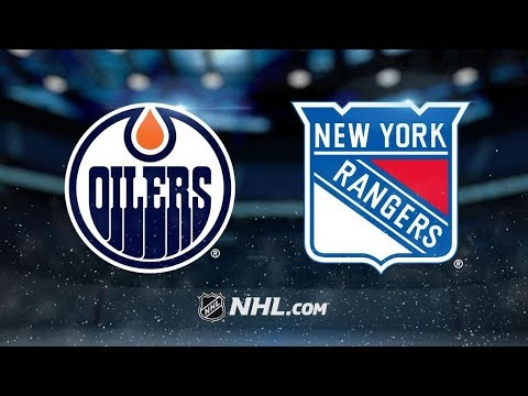 Edmonton Oilers vs New York Rangers – Oct.13, 2018 | Game Highlights | NHL 18/19 | Обзор матча