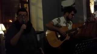 Modjo - Lady (acoustic cover)