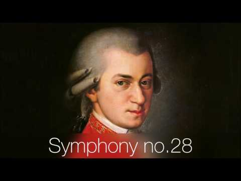Wolfgang amadeus mozart symphony no 23 in d major k 181 allegro spiritoso