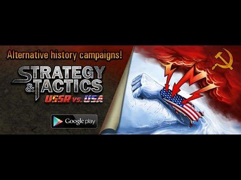 Strategy & Tactics: USSR vs USA
