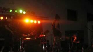 GIGANTE ROCK FESTIVAL SERPENTOR EN TINOGASTA 26-11-11.