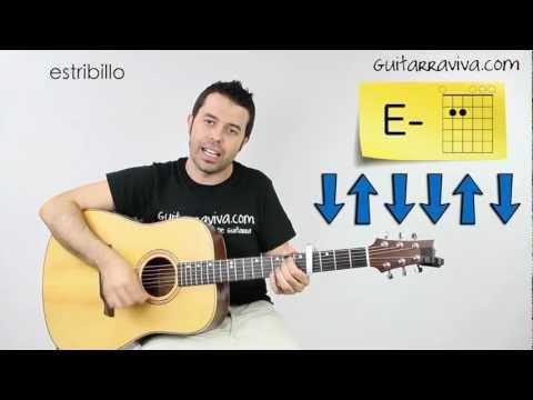 Corre Jesse Joy Tutorial Guitarra como tocar acordes ritmo guitarra facil acustica y criolla