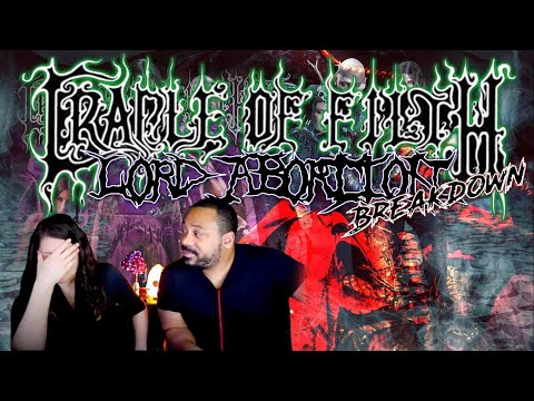 Christian Reaction to CRADLE OF FILTH Lord Abortion!!!
