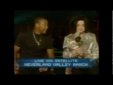 Michael Jackson & Chris Tucker Friends for life