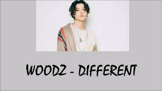 Woodz / Cho Seungyoun X1 - Different [Rom+Indo]