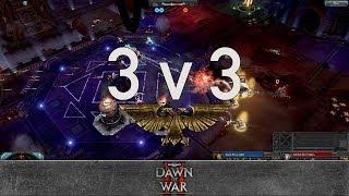 Dawn of War 2 - Faction Wars 2018 | Orks vs Eldar