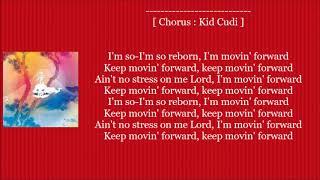 Kanye West & Kid Cudi - Reborn (Lyrics)