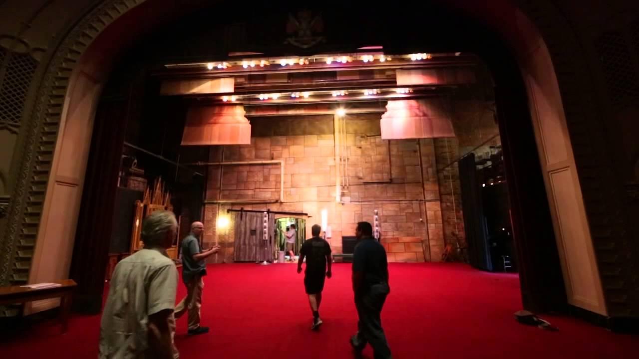 Scottish Rite Auditorium Hamilton Ontario Youtube