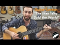 David Bowie Nirvana The Man Who Sold The World Guitar Lesson mp3