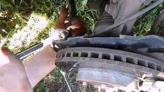 Lifan Solano меняем рулевые наконечники