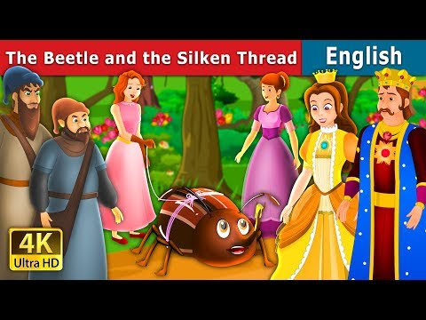 The Beetle And The Silken Thread Story | Stories For Teenagers | English Fairy Tales