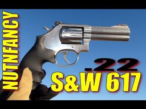 """The S&W 617: Masterpiece of Fun"" by Nutnfancy - YouTube"
