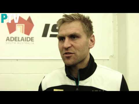 Kane Cornes post game interview - Round 14, 2014 v Western Bulldogs