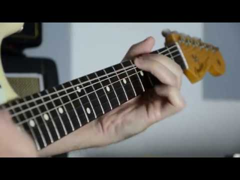 Electric Guitar Shredding Close Up Youtube