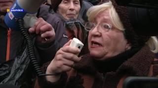 Бабруйск  Пратэст  Бабулька  Драздуны забралі ў мяне грошы на лекі | Декрет № 3  Протест в Бобруйске