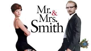 Русский трейлер Мистер и миссис Смит служебный роман