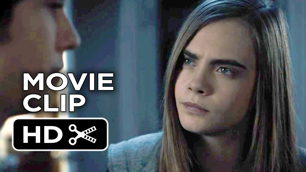 Paper Towns Movie CLIP - You're A Ninja (2015) - Cara ...
