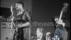 """Ella Fitzgerald- """"It Don't Mean A Thing If It Ain't Got That Swing"""" 1957 (RITY Archives)"""