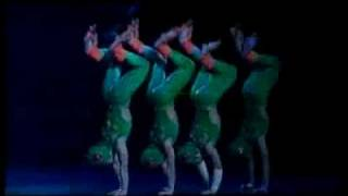Tchaikovsky - Swan Lake (Lago do Cisne) - Guangdong Acrobatic Troupe of China