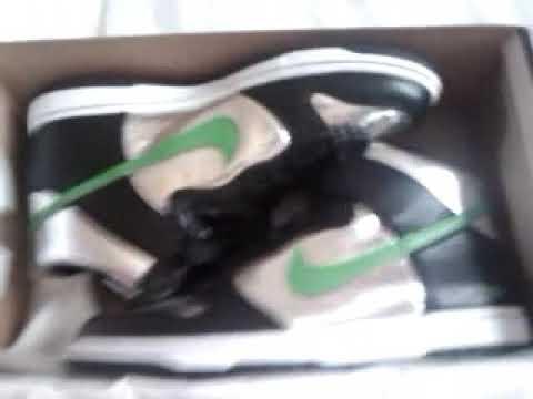 pretty nice 37c6a 97f5d Nike Dunks ID GunMetal (Limited Edition) (Step Up 3D)