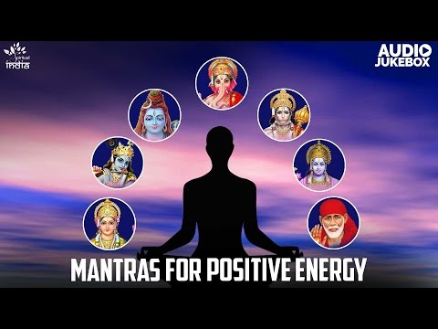 Mantras For Positive Energy, Remove Negative Energy | Shiv Mantra | Ganesh Mantra | Laxmi Mantra