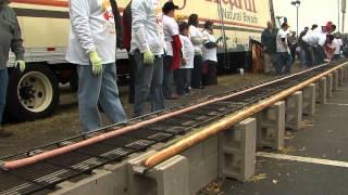 Longest Bratwurst Prescott Grocery Store Sets World Record