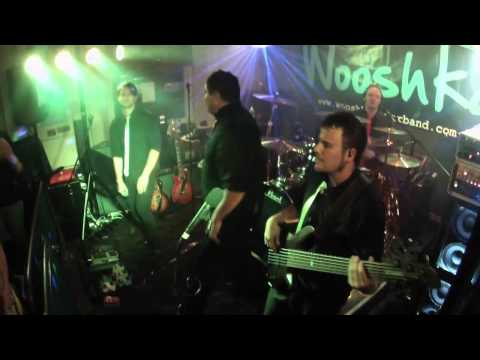 Wooshka Coverband   Pony Live @ The Max Hotel 11.01.14