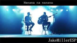 Jake Miller - Collide (Acoustic) | Lyrics | Traducida Letra en Español (Subtitulado al Español)