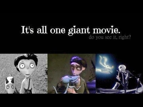 The Tim Burton Theory  FootofaFerret
