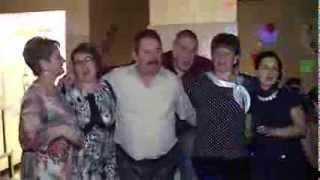 Горячие танцы в Молодечно на свадьбе Евгения и Ольги