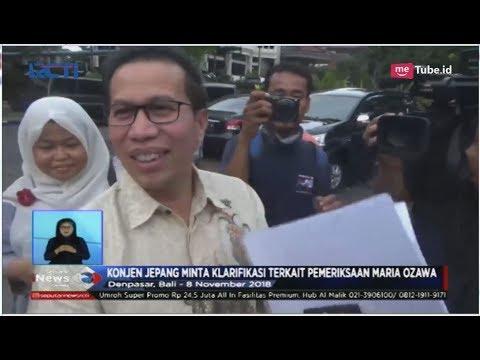 Konjen Jepang Datangi Imigrasi Bali Terkait Pemeriksaan Maria Ozawa - SIS 09/11 Mp3