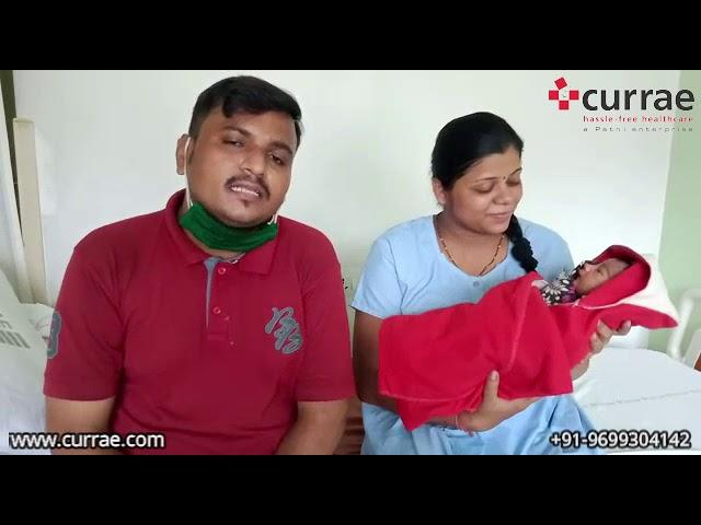 Pt. Vidya Ghadge   Birthing   Dr. Sangeeta Shetty   Currae Hospitals