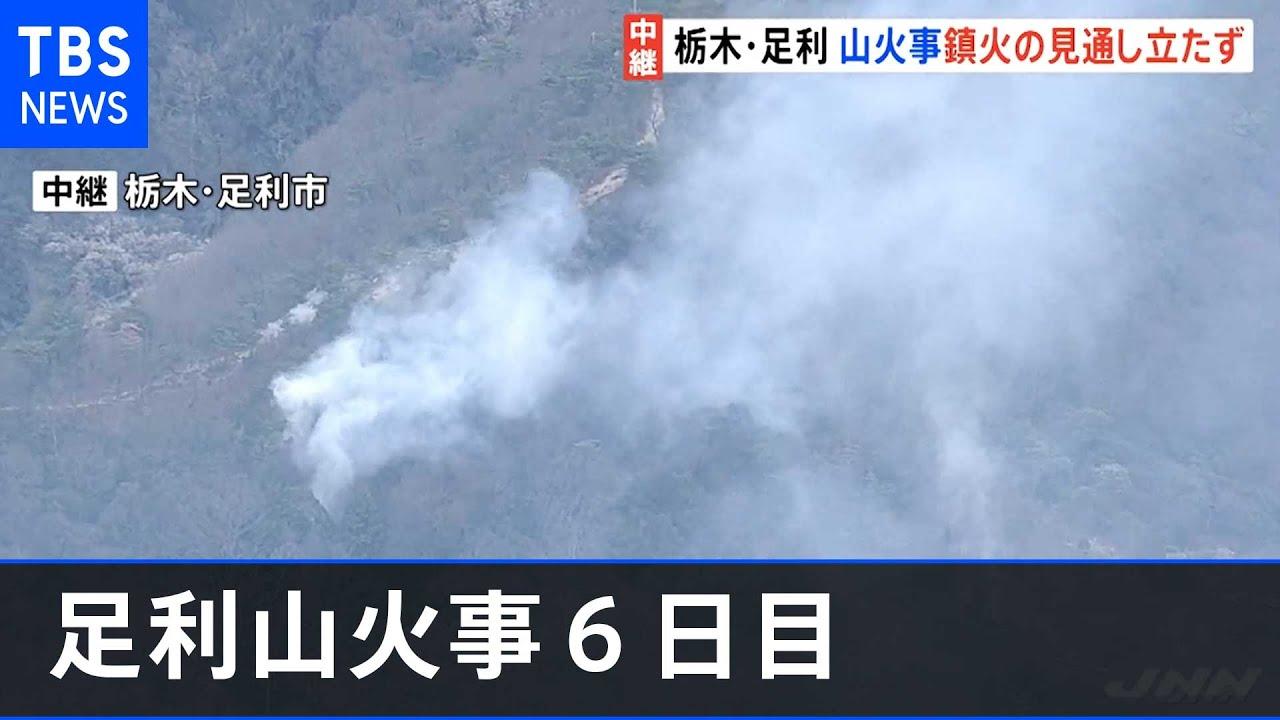 火事 栃木 県 足利 市 山