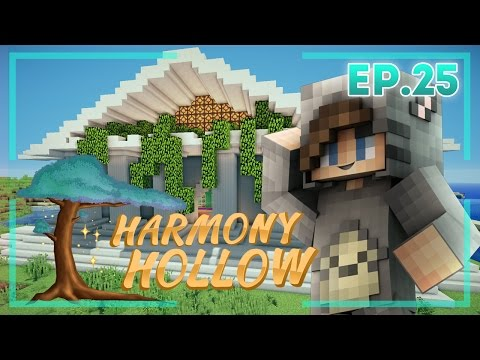 HARMONY HOLLOW MUSEUM! - Harmony Hollow Modded SMP Season 2 - Ep.25