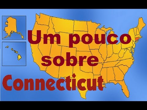O ESTADO DE CONNECTICUT NOS ESTADOS UNIDOS - EPISÓDIO 142