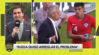 Conflicto Bravo-Vidal, una realidad que encontró Rueda en La Roja