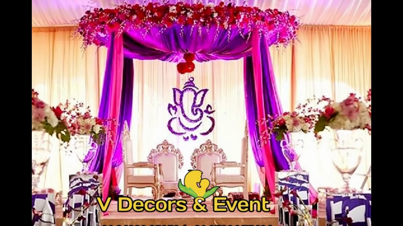 Most Beautiful Wedding Decorators in Pondicherry | Wonderful Flower ...