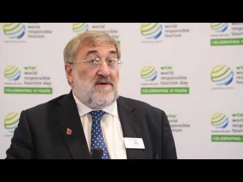 2017 & Beyond with Harold Goodwin: Responsible Tourism