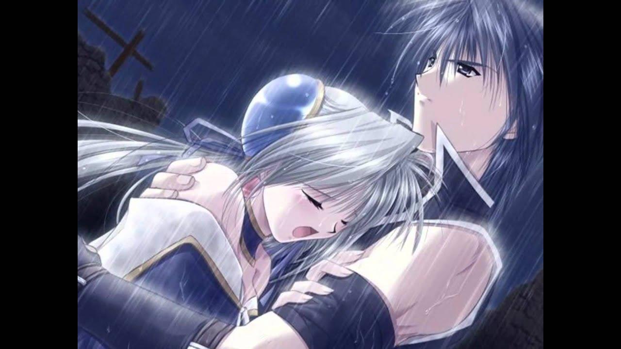 Sad Anime Couples - YouTube