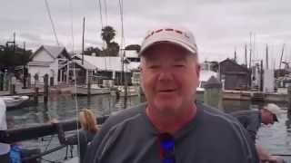 Tate Rusack, skipper of Farr 280
