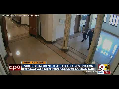 Judge Magistrate Michael Bachman resigns after violent incident in courthouse