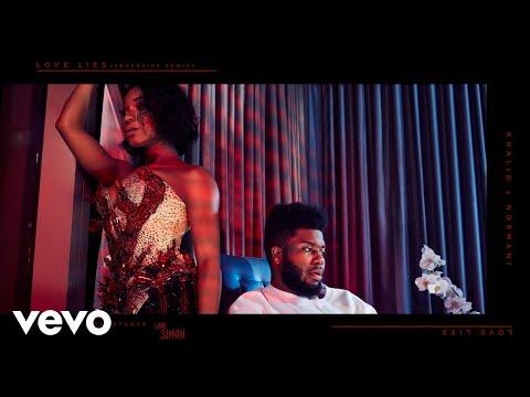 Khalid & Normani – Love Lies (Snakehips Remix) - Norman, Love Lies (Snakehips Remix), Khalid - download-hiphop