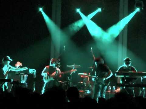 Télérama Dub Festival vol.09 - Dub Syndicate - Interview & Live Culture Dub