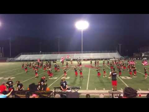 2018 Preview Show for Annandale High School Marching Atoms:  The Greatest Show